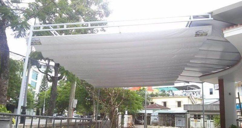 Sử dụng mái xếp lượn sóng Phương Trang 5